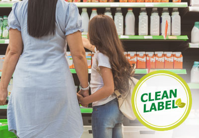 Clean Label Solutions